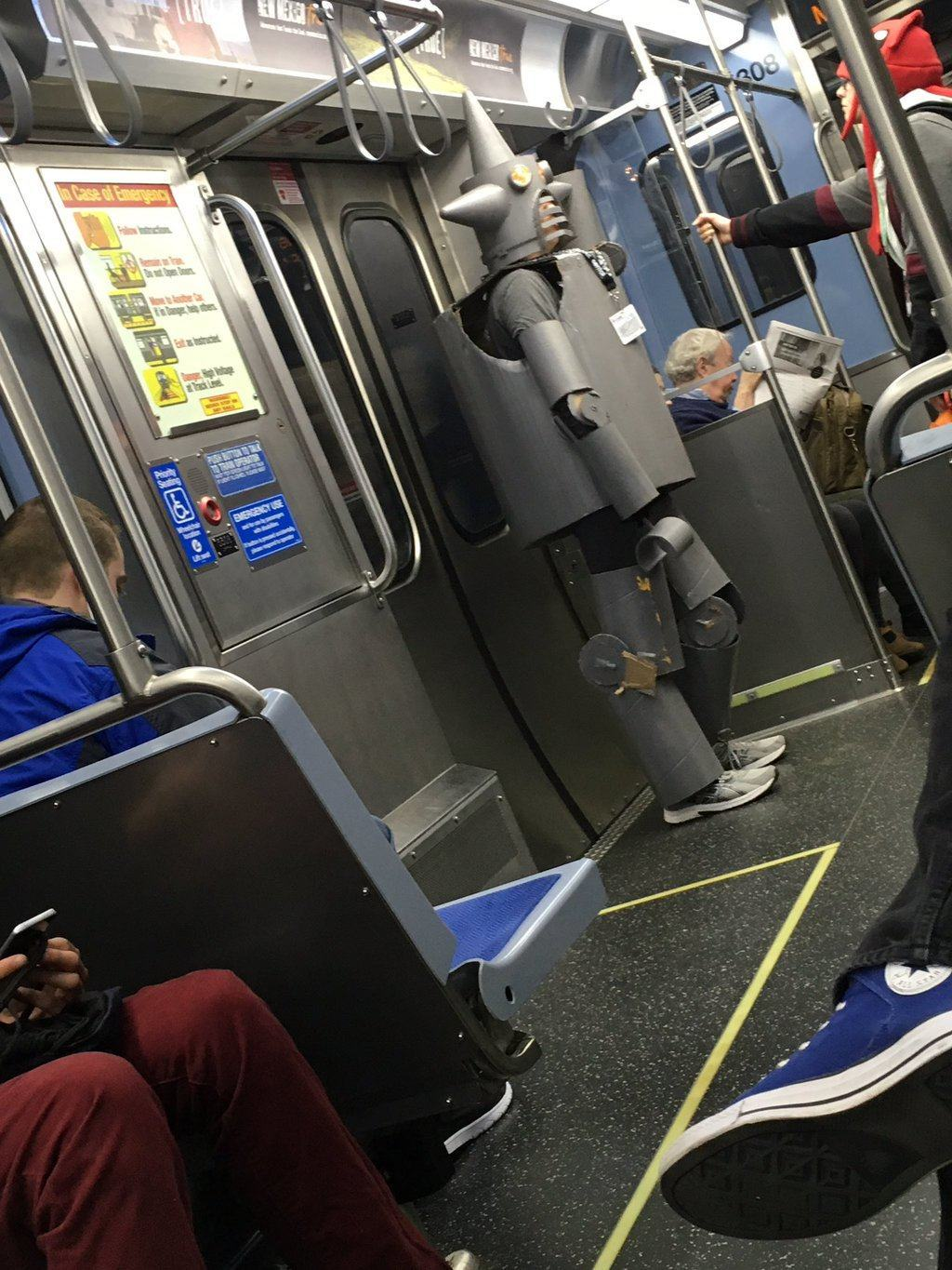 Meanwhile on the Red Line…