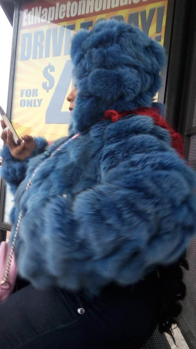 Straight Up Sitting Next to Cookie Monster